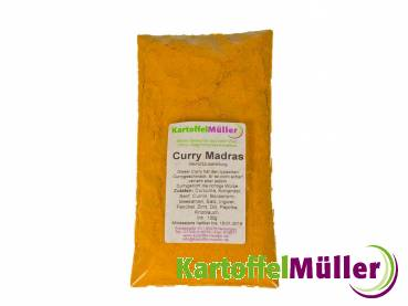 Curry Madras 100g